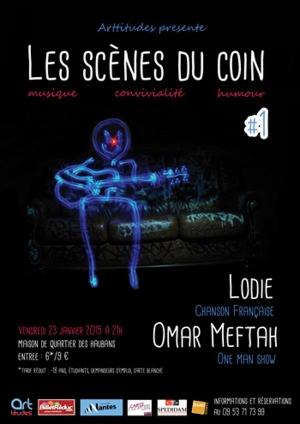 SCENES DU COIN: LODIE + OMAR MEFTAH