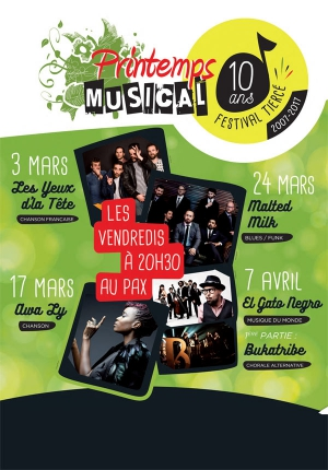 AWA LY - FESTIVAL LE PRINTEMPS MUSICAL