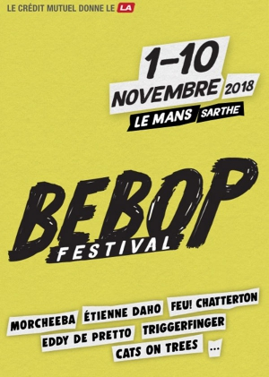 MORCHEEBA + CATS ON TREES + ... - FESTIVAL BEBOP 2018