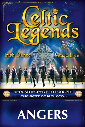 CELTIC LEGENDS - FROM BELFAST TO DUBLIN