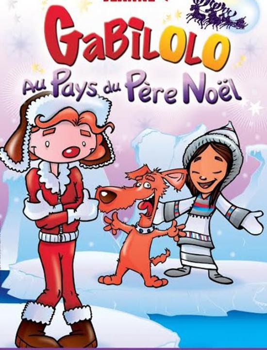 Gabilolo Au Pays Du Pere Noel Humoristique Et Interactif Theatre De Jeanne Nantes 44100 Sortir A Nantes Le Parisien Etudiant