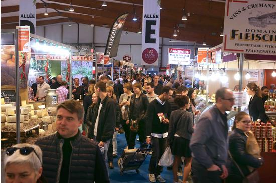 Salon vins et gastronomie de nantes parc des expositions for Salon gastronomie nantes