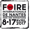 affiche FOIRE INTERNATIONALE DE NANTES 2017