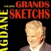 "affiche ROLAND MAGDANE - "" Les plus grands sketches """