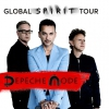 affiche DEPECHE MODE:BUS LE MANS+PELOUSE OR - STADE DE FRANCE