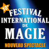 affiche Festival International de Magie d'ANGERS