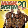 affiche MAGIC SYSTEM - MAGIC TOUR 20 ANS