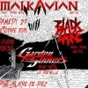 affiche Malkavian / Black Lake / Garden Of Sinners