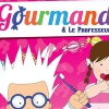 affiche GOURMANDINE - ET LE PROFESSEUR HARRY BUS