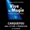 affiche FEST. INTERNATIONAL VIVE LA MAGIE - 11 EME EDITION