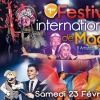 affiche 1ER FESTIVAL INTERNATIONAL DE MAGIE