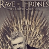 affiche RAVE OF THRONES (OFFICIAL PARTY)