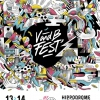 affiche V AND B FEST - PASS 1 JOUR