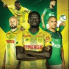 affiche FC NANTES / AS SAINT-ETIENNE - LIGUE 1 CONFORAMA - 13EME JOURNEE