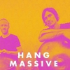 affiche HANG MASSIVE - WAREHOUSE NANTES