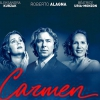 affiche CARMEN : BUS LAVAL + CARRE OR - STADE DE FRANCE