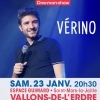 affiche VERINO - FOCUS (NOUVEAU SPECTACLE)