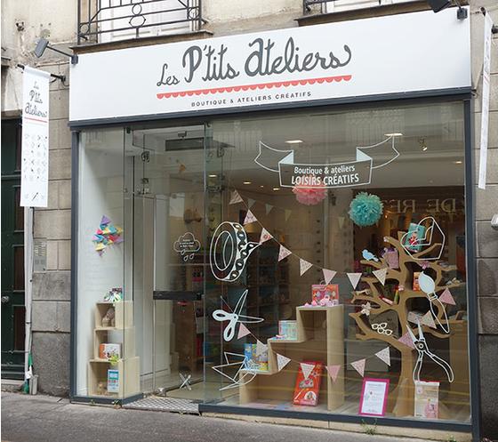 Les p 39 tits ateliers nantes boutique infos et adresse for Stage cuisine nantes